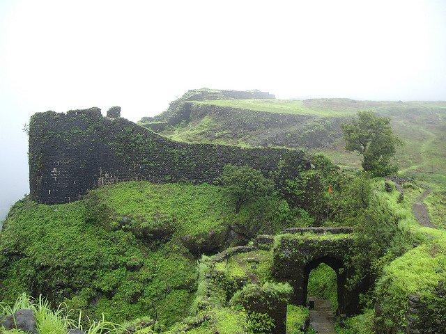 Korigad Fort Monsoon Trek