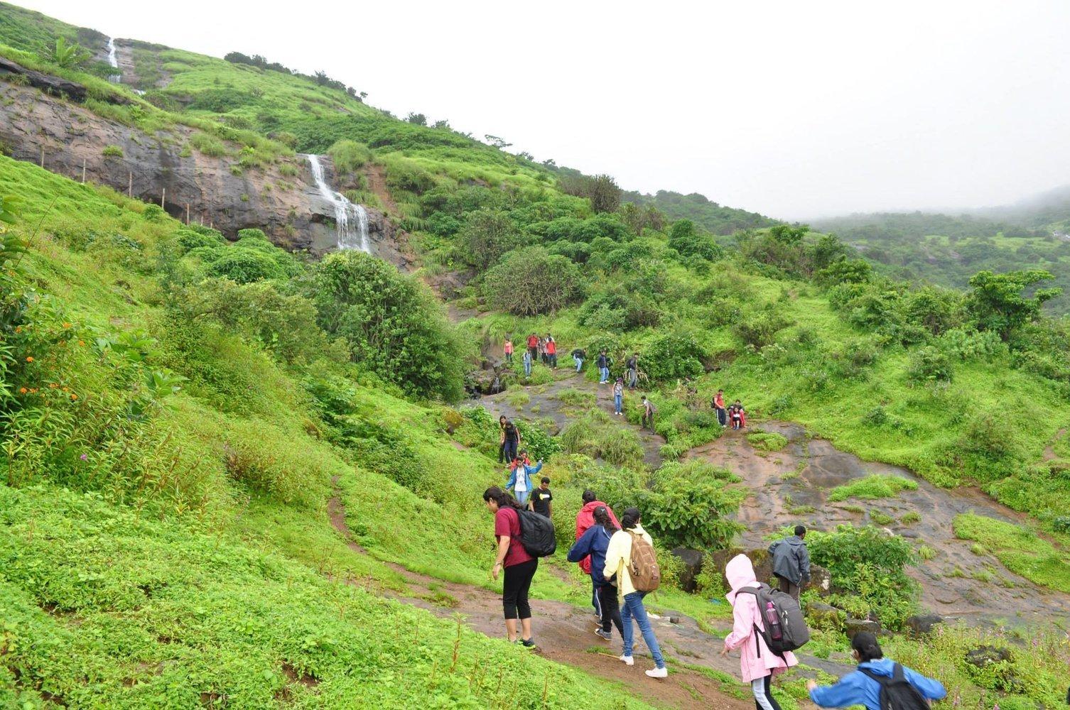 Easy trek near Mumbai