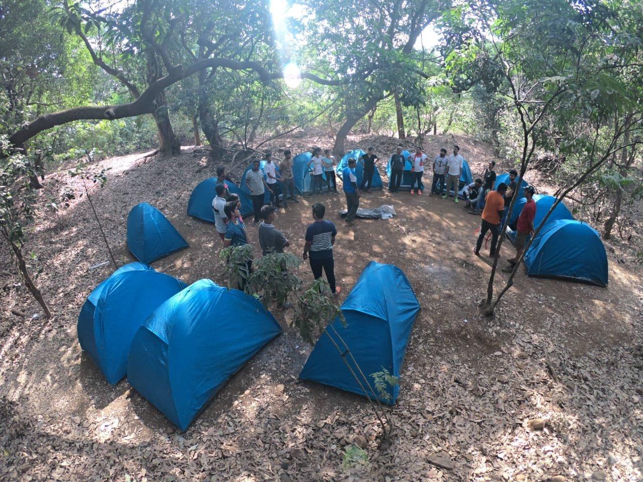Rajmachi Fireflies Camping