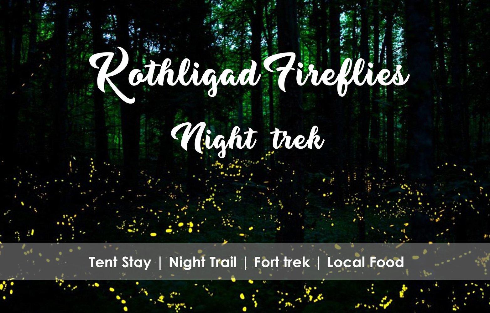 Kothaligad Night Trek and Fireflies