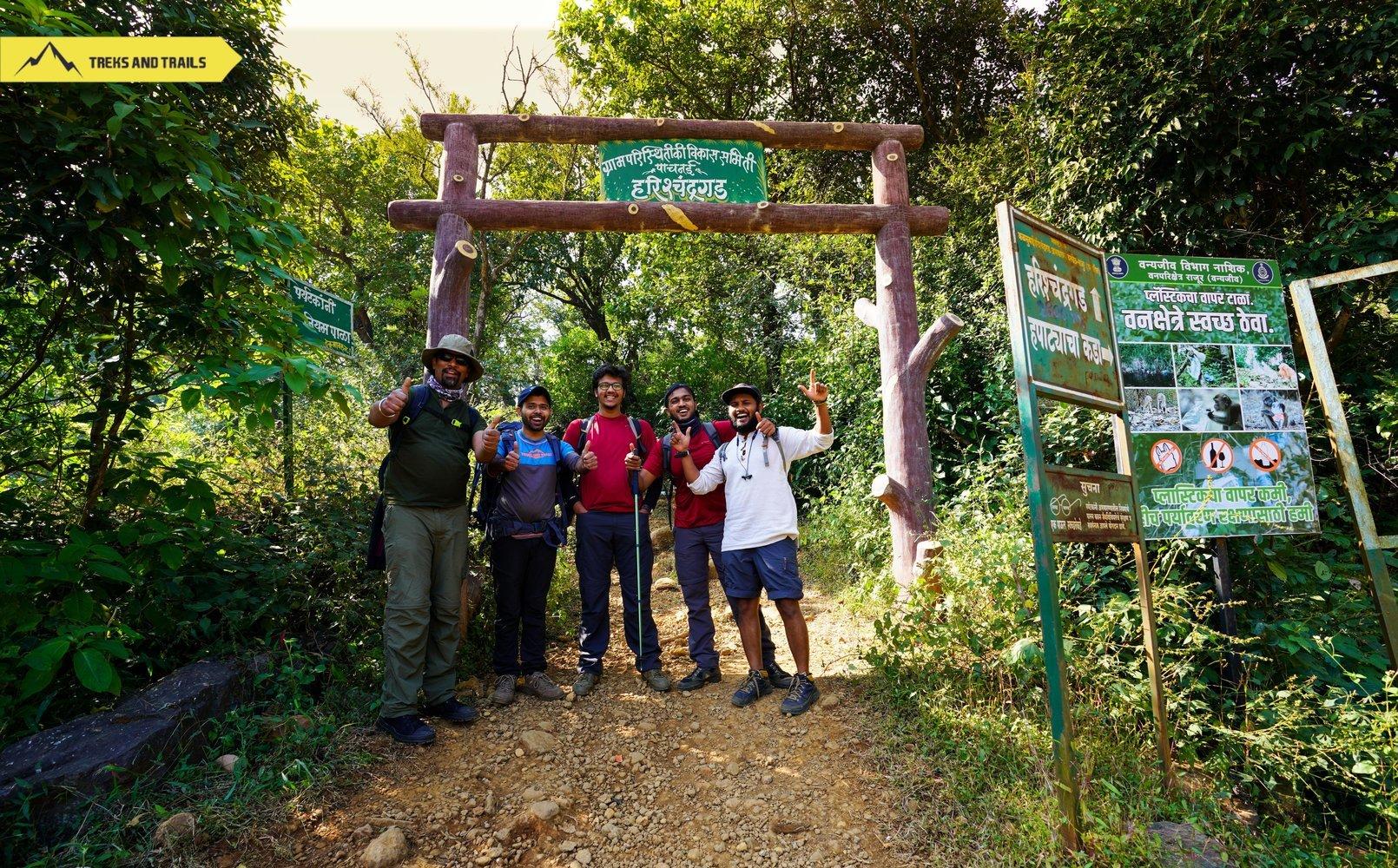 Harishchandragad Trek