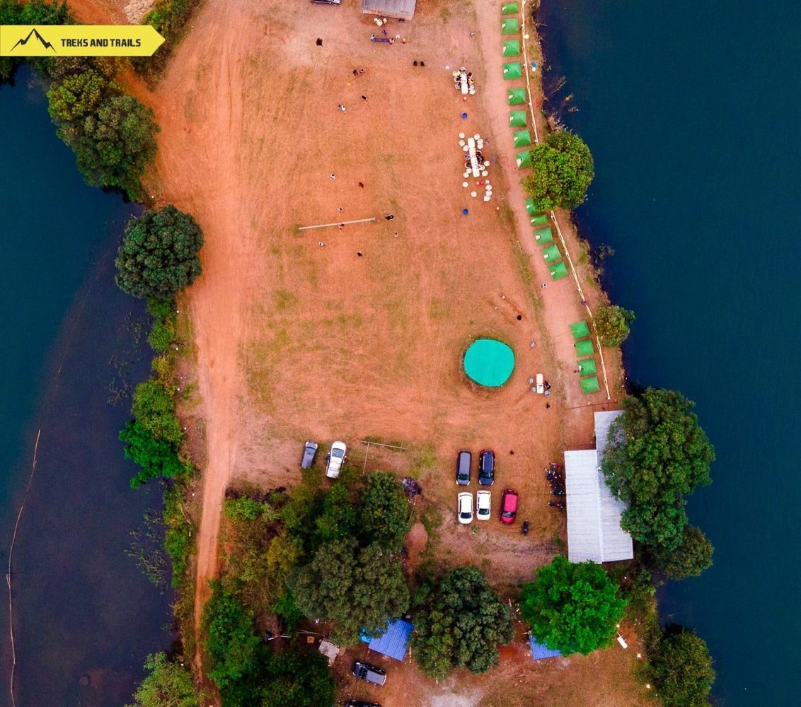 Best Pawna Lake Camping