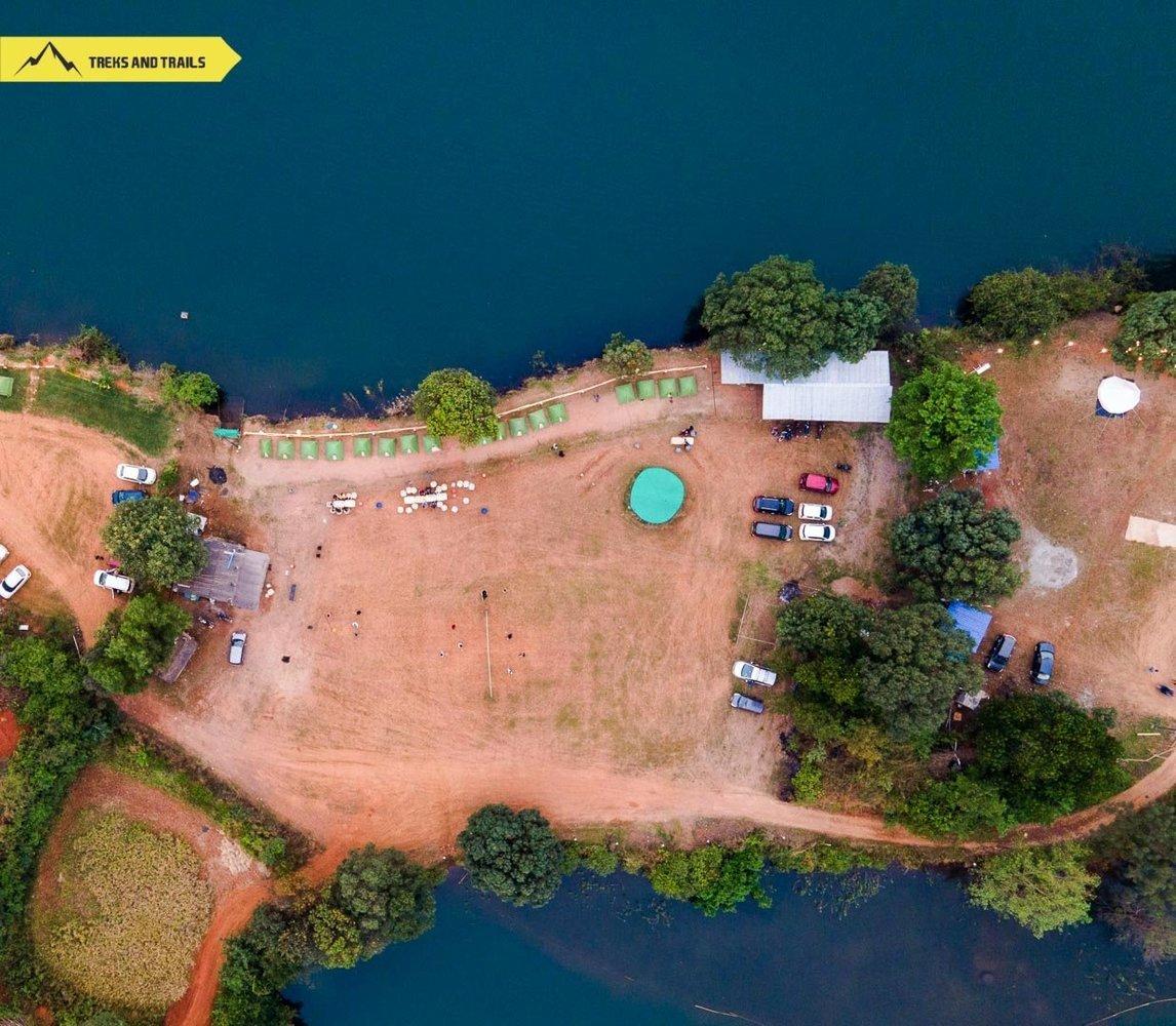 Pawna Island Camping