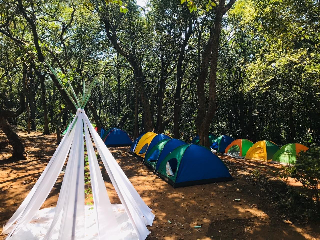 Matheran Camping