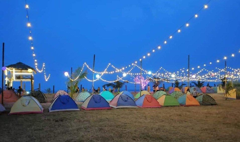 Revdanda Beach Camping