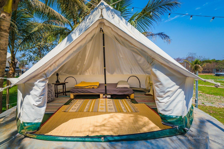 Moonstone Hammock Camping Karjat