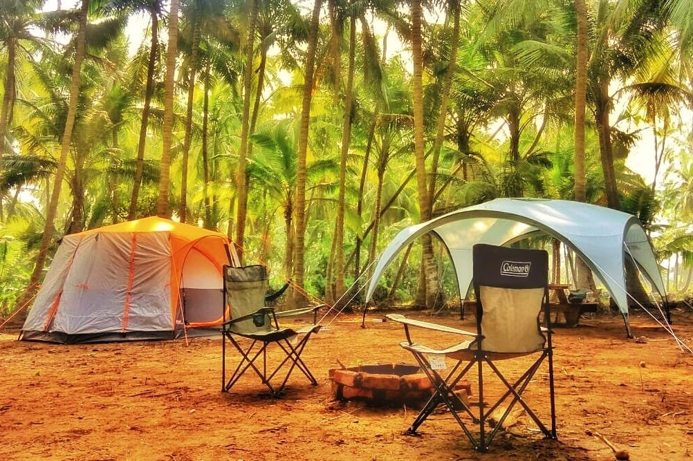 Palghar Beach Camping