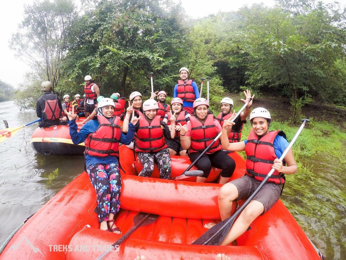 Kolad River Rafting