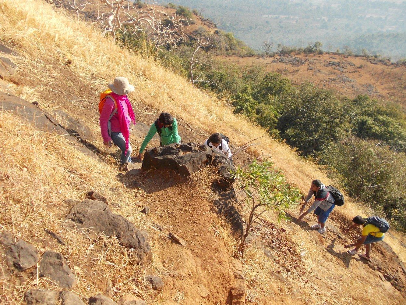 Tandulwadi Fort Maharashtra Trek