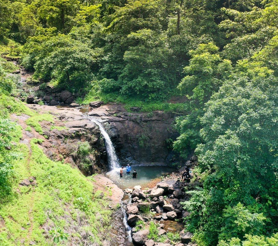 Trek near Mumbai