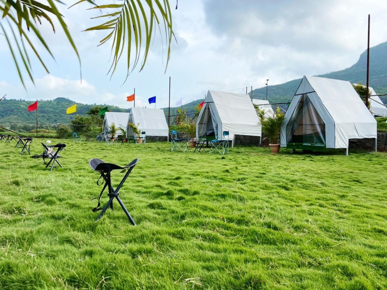 Malshej Ghat Camping