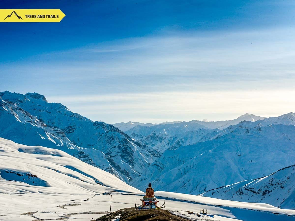 Spiti Valley Winter Tour